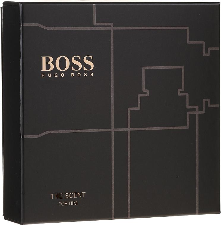 Hugo Boss The Scent - Set (edt/50ml + sh/gel/100ml)