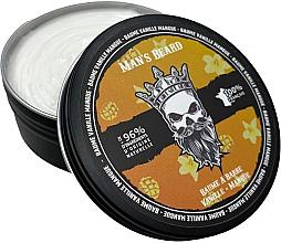 Düfte, Parfümerie und Kosmetik Bartbalsam mit Vanille- und Mangoduft - Man's Beard Vanille Mangue Baume A Barbe