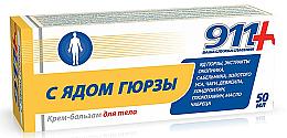 Düfte, Parfümerie und Kosmetik Körpercreme-Balsam mit Gyurza-Gift - 911