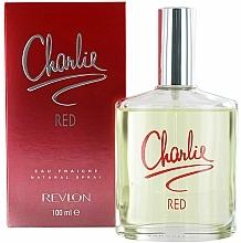 Düfte, Parfümerie und Kosmetik Revlon Charlie Red - Parfümiertes Körperspray