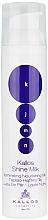 Düfte, Parfümerie und Kosmetik Aufbauende Haarglanzmilch - Kallos Cosmetics KJMN Krystal Milk