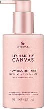 Düfte, Parfümerie und Kosmetik Haarpeeling mit botanischem Kaviar - Alterna My Hair My Canvas New Beginnings Exfoliating Cleanser