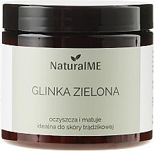 Düfte, Parfümerie und Kosmetik Natürliche grüne Tonerde - NaturalME