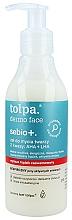 Düfte, Parfümerie und Kosmetik Gesichtswaschgel mit AHA + LHA-Säuren - Tolpa Sebio+ AHA + LHA Cleansing Gel
