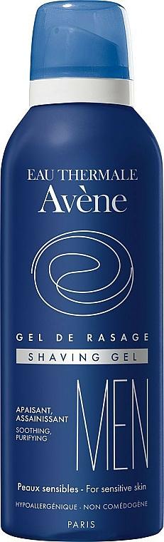 Beruhigendes Rasiergel für empfindliche Haut - Avene Homme Shaving Gel