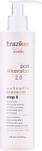 Düfte, Parfümerie und Kosmetik Haarfluid mit Keratin - Braziker Leave-In Styling Fluid After Keratin Hair Straightening