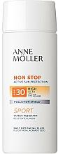 Düfte, Parfümerie und Kosmetik Sonnenschutzfluid für das Gesicht SPF 30 - Anne Moller Non Stop Facial Fluid SPF30