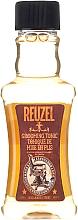 Düfte, Parfümerie und Kosmetik Anregendes Tonic zur Kräftigung von feinem, reiferem Haar - Reuzel Gruming Tonic