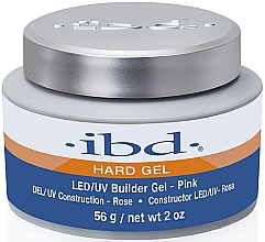 Düfte, Parfümerie und Kosmetik LED/UV Aufbaugel Pink - IBD LED/UV Builder Pink Gel