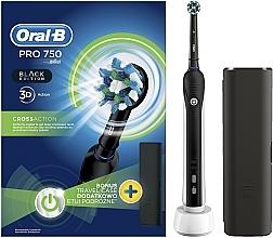 Düfte, Parfümerie und Kosmetik Elektrische Zahnbürste Pro 2 2500 Black Edition - Oral-B Pro 2 2500 Black Edition