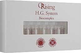 Düfte, Parfümerie und Kosmetik Lotion gegen Haarausfall in Ampullen - Orising H.G. System Biocomplex
