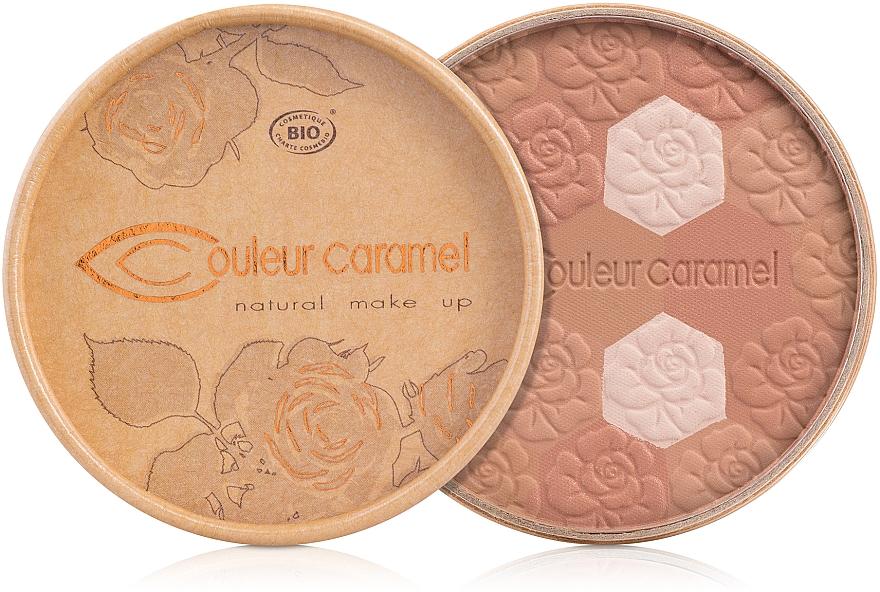 Gesichtspuder - Couleur Caramel Mosaik Powder