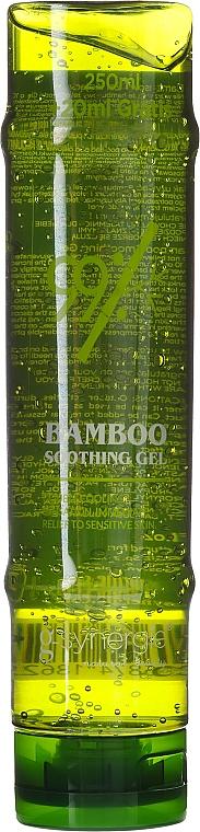 Bambusgel für Haare, Gesicht und Körper - G-Synergie 99 % Banboo Soothing Gel