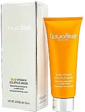 Düfte, Parfümerie und Kosmetik Reichhaltige Gesichtsmaske mit Antioxidantien, Vitamin C und Bitterorangenextrakt - Natura Bisse C+C Vitamin Souffle Mask