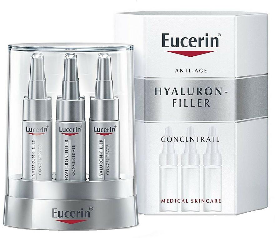 Hyaluron-Filler Ampullen - Eucerin Hyaluron-Filler Concentrate Gegen Falten