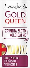 Düfte, Parfümerie und Kosmetik Nagelconditioner mit kolloidalem Gold - Lovely Gold Queen