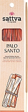 Düfte, Parfümerie und Kosmetik Duftstäbchen Palo Santo - Sattva Palo Santo