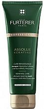 Düfte, Parfümerie und Kosmetik Reparaturmaske mit Keratin für sehr strapaziertes und zerbrechliches dickes Haar - Rene Furterer Absolue Keratine Renewal Care Mask Thick Hair
