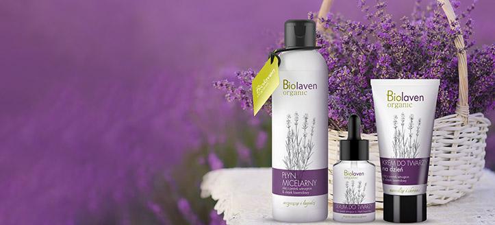 Beim Kauf von Biolaven Produkten ab 16 € erhalten Sie ein Mizellenwasser für das Gesicht geschenkt