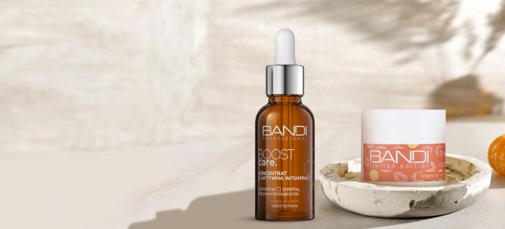 Beim Kauf von zwei Produkten Bandi Professional und Bandi Medical Expert erhältst Du ein Lippenöl geschenkt