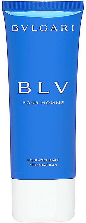 Bvlgari BLV - After Shave Balsam