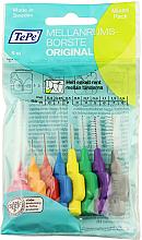 Düfte, Parfümerie und Kosmetik Interdentalzahnbürsten verschiedene Größen mehrfarbig - TePe Interdental Brush Original Mix