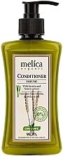 Düfte, Parfümerie und Kosmetik Haarspülung für mehr Volumen mit Keratin und Honig-Extrakt - Melica Organic Volume Conditioner