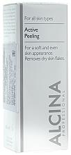 Düfte, Parfümerie und Kosmetik Aktives Gesichtspeeling - Alcina B Active Peeling