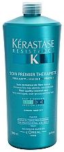 Erneuernde Intensivpflege für stark geschädigtes Haar - Kerastase Resistance Soin Premier Therapiste — Bild N2