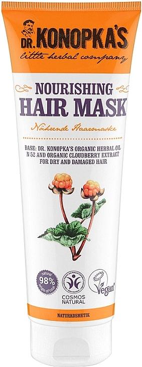 Pflegende Haarmaske - Dr. Konopka's Nourishing Hair Mask