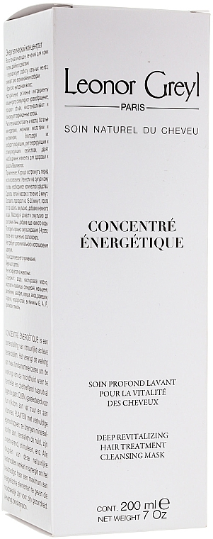 Energetisierendes Haarkonzentrat - Leonor Greyl Concentre Energetique