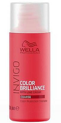 Schützendes Shampoo für coloriertes Haar - Wella Professionals Invigo Color Brillance Shampoo