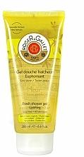 Erfrischendes Duschgel mit Osmanthusblüte - Roger and Gallet Fleur d'Osmanthus Fresh Shower Gel — Bild N1