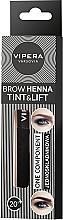 Düfte, Parfümerie und Kosmetik Henna für Augenbrauen - Vipera Tint&Lift Brow Henna