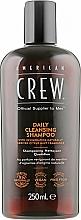 Düfte, Parfümerie und Kosmetik Reinigendes Shampoo für den täglichen Gebrauch - American Crew Daily Cleansing Shampoo