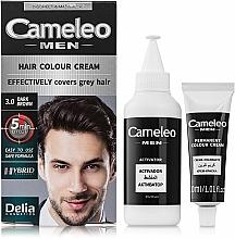 Düfte, Parfümerie und Kosmetik Haarfarbe für Männer - Delia Cameleo Men Hair Color Cream