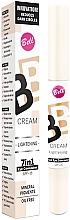 Düfte, Parfümerie und Kosmetik 7in1 BB Concealer für die Augenpartie - Bell BB Cream Lightening 7in1 Eye Concealer