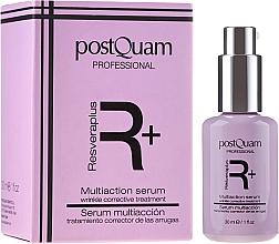 Düfte, Parfümerie und Kosmetik Gesichtsserum - Postquam Resveraplus Age Control Serum