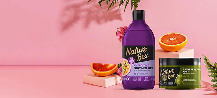 30% Rabatt auf die Aktionssprodukte von Nature Box. Die Preise auf der Website sind inklusive Rabatt