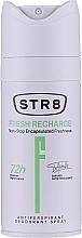 Körperpflegeset - STR8 Fresh Recharge (Deospray 150ml + Duschgel 400ml) — Bild N2