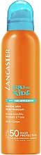 Düfte, Parfümerie und Kosmetik Sonnenschutzspray für die Kinderhaut SPF 50 - Lancaster Sun Kids Alcohol Free Mist SPF50 Sun Spray