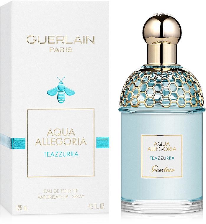 Guerlain Aqua Allegoria Teazzurra - Eau de Toilette