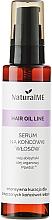 Düfte, Parfümerie und Kosmetik Haaröl gegen splissige Haare - NaturalME Hair Oil Line