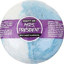 Düfte, Parfümerie und Kosmetik Badebombe mit Mandelöl - Beauty Jar MRS. President