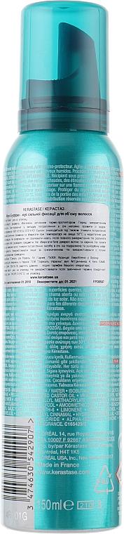 Haarmousse-Schaum mit starkem Halt für mehr Volumen - Kerastase Couture Styling Mousse Bouffante — Bild N2