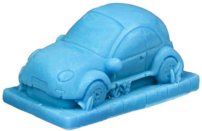 Handgemachte Naturseife Auto mit Fruchtduft - LaQ Happy Soaps Natural Soap