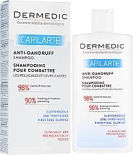Düfte, Parfümerie und Kosmetik Anti-Schuppen Shampoo - Dermedic Capilarte Shampoo