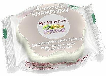 Anti Schuppen Bio Shampoo mit weißer Tonerde - Ma Provence Shampoo