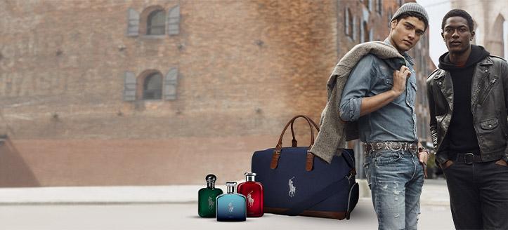 Beim Kauf von Ralph Lauren Produkten ab 69 € erhalten Sie eine Markentasche geschenkt