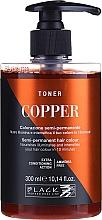 Düfte, Parfümerie und Kosmetik Tönungsspülung - Black Professional Line Crazy Toner